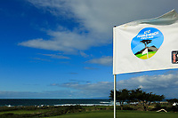 A general view of the 9th hole Shore Course, Monterey Peninsula Country Club during previews ahead of the AT&amp;T Pro-Am, Pebble Beach Golf Links, Monterey, California, USA. 06/02/2019<br /> Picture: Golffile | Phil Inglis<br /> <br /> <br /> All photo usage must carry mandatory copyright credit (&copy; Golffile | Phil Inglis)