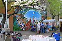 The 23rd Street Renaissance Market is located on the drag across the street from the UT campus and features the handiwork of some great local artisans in Austin, Texas, USA