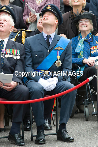 """PRINCE WILLIAM.Battle of Britain 70th Anniversary, Westminster Abby, London_19/09/2010.Mandatory Credit Photo: ©DIASIMAGES..**ALL FEES PAYABLE TO: """"NEWSPIX INTERNATIONAL""""**..IMMEDIATE CONFIRMATION OF USAGE REQUIRED:.Newspix International, 31 Chinnery Hill, Bishop's Stortford, ENGLAND CM23 3PS.Tel:+441279 324672  ; Fax: +441279656877.Mobile:  07775681153.e-mail: info@newspixinternational.co.uk"""