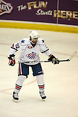 March 13, 2009:  Left Wing Kenndal McArdle (22) of the Rochester Amerks, AHL affiliate of the Florida Panthers, in the second period during a game at the Blue Cross Arena in Rochester, NY.  Toronto defeated Rochester 4-2.  Photo copyright Mike Janes Photography 2009