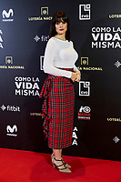 Cristina Abad attends to 'Como la Vida Misma' film premiere during the 'Madrid Premiere Week' at Callao City Lights cinema in Madrid, Spain. November 12, 2018. (ALTERPHOTOS/A. Perez Meca) /NortePhoto.com