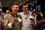 Germany, Berlin, 2018/05/14<br /> <br /> Third German-Israeli Wine Summit organised by twin wineries initiative and ELNET on 14/05/2018 at Amano Grand central. (Photo by Gregor Zielke)