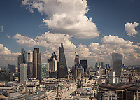 London Financial District<br />