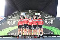 Picture by Simon Wilkinson/SWpix.com 10/05/2018 - Cycling, OVO Energy Tour Series Women's Race, Redditch<br /> NJC Biemme Echelon Juniper