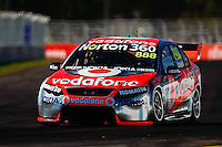 V8 Supercars hit the Townsville Street Circuit for the first time for their Practice sessions at the Dunlop 400, Townsville