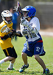 Crusaders Lacrosse U11, Santa Rita, April 1, 2012