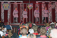 "Showtanz der Sparkling Diamonds zum Thema ""Jailhouse"""