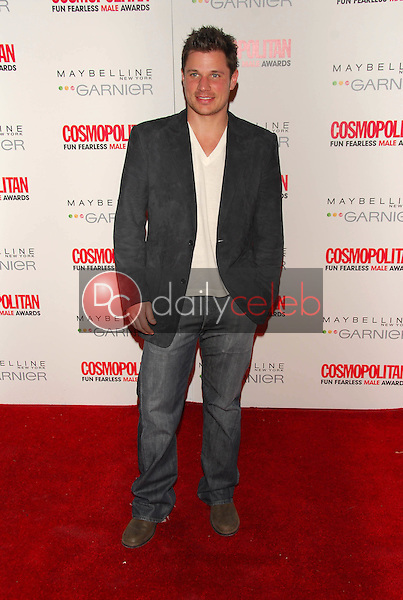 Nick Lachey<br />at the Cosmopolitan Fun Fearless Male Awards. Day After, Hollywood, CA 02-13-06<br />Dave Edwards/DailyCeleb.com 818-249-4998