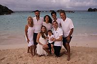 Jason Rein family at the Fairmont