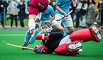ALMERE - Hockey - Hoofdklasse competitie heren. ALMERE-HGC (0-1) . Sam van der Ven (HGC) in aktie.      COPYRIGHT KOEN SUYK