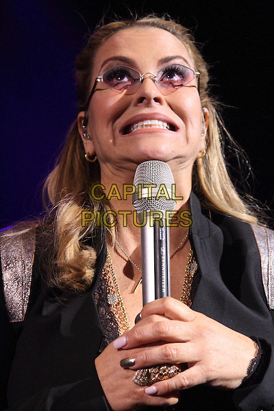 LONDON, ENGLAND - JANUARY 23: Anastacia (Anastacia Lyn Newkirk) performs live in her only UK gig at the O2 Shepherds Bush Empire on January 23, 2015 in London, England<br /> CAP/ROS<br /> &copy;Steve Ross/Capital Pictures