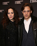 "Mary Louise Parker and William Parker attends the Broadway Opening Night performance for The Roundabout Theatre Company's ""A Soldier's Play""  at the American Airlines Theatre on January 21, 2020 in New York City."