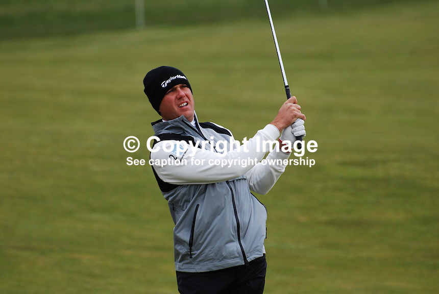 Graeme Storm, professional golfer, England, UK, 200905122159..Taken at the Irish Open practice day, Tuesday, 12th May, 2009, at Baltray...Copyright Image from Victor Patterson, 54 Dorchester Park, Belfast, UK, BT9 6RJ..Tel: +44 28 9066 1296.Mob: +44 7802 353836.Voicemail +44 20 8816 7153.Skype: victorpattersonbelfast.Email: victorpatterson@mac.com.Email: victorpatterson@ireland.com (back-up)..IMPORTANT: If you wish to use this image or any other of my images please go to www.victorpatterson.com and click on the Terms & Conditions. Then contact me by email or phone with the reference number(s) of the image(s) concerned.