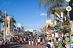 Shopping, Universal City Walk, Orlando, Florida