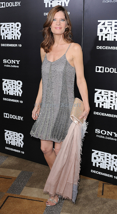 "Michelle Stafford at the premiere of ""Zero Dark Thirty"" held at the Dolby Theatre in Hollywood, CA. December 10, 2012"