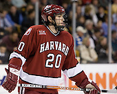 Brian McCafferty (Harvard University - Lexington, MA) - The Boston College Eagles defeated the Harvard University Crimson 3-1 in the first round of the 2007 Beanpot Tournament on Monday, February 5, 2007, at the TD Banknorth Garden in Boston, Massachusetts.  The first Beanpot Tournament was played in December 1952 with the scheduling moved to the first two Mondays of February in its sixth year.  The tournament is played between Boston College, Boston University, Harvard University and Northeastern University with the first round matchups alternating each year.