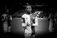 Blackburn Rovers Amari'i Bell <br /> <br /> Photographer Rachel Holborn/CameraSport<br /> <br /> The EFL Sky Bet League One - Blackburn Rovers v Oldham Athletic - Saturday 10th February 2018 - Ewood Park - Blackburn<br /> <br /> World Copyright &copy; 2018 CameraSport. All rights reserved. 43 Linden Ave. Countesthorpe. Leicester. England. LE8 5PG - Tel: +44 (0) 116 277 4147 - admin@camerasport.com - www.camerasport.com