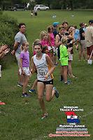 2014 Laf Randy Seagrist XC Inv Varsity Girls Finish
