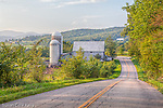 SOLD VTL EXCLUSIVE 7/12-12/12   Farmland under the Green Mountains in Cambridge, VT, USA