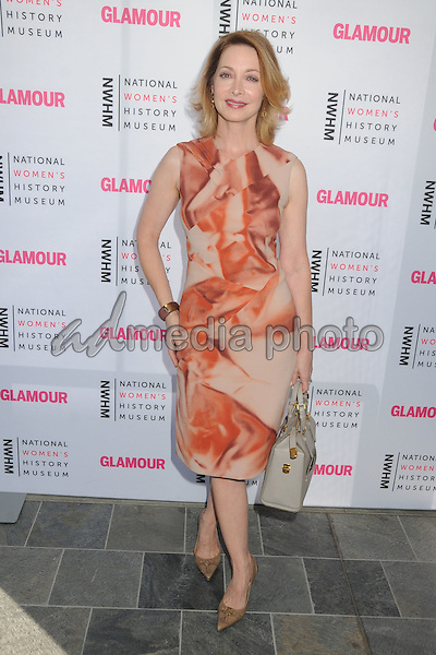 19 September 2015 - Los Angeles, California - Sharon Lawrence. 4th Annual Women Making History Brunch held at the Skirball Cultural Center. Photo Credit: Byron Purvis/AdMedia