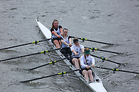 Crew: 233   Durham School Boat Club   Championship Girls Quads<br /> <br /> Schools' Head of the River 2018<br /> <br /> To purchase this photo, or to see pricing information for Prints and Downloads, click the blue 'Add to Cart' button at the top-right of the page.
