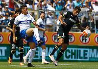 Futbol 2016 Apertura Universidad Católica vs Colo Colo