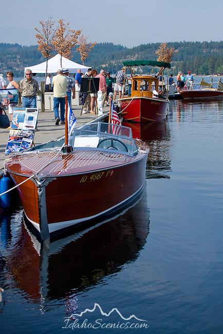 Boatshowcda Llantzy 16jpg Idaho Scenic Images