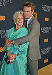 "Helen Mirren, Jason Clarke 018 attends the Los Angeles Premiere Of The New HBO Limited Series ""Catherine The Great"" at The Billy Wilder Theater at the Hammer Museum on October 17, 2019 in Los Angeles, California."