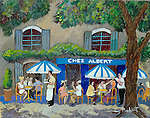 &quot;Chez Albert&quot;<br />