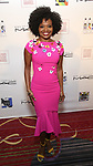LaChanze attends the 2018 Drama League Awards at the Marriot Marquis Times Square on May 18, 2018 in New York City.