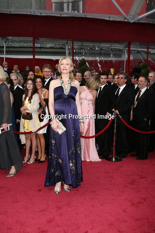 Cate Blanchett.80th Academy Awards ( Oscars).Arrivals.Los Angeles, CA.February 23, 2008.©2008 Kathy Hutchins / Hutchins Photo....