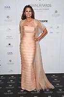 Isabel Kristensen<br /> at the London Hilton Hotel for the Asian Awards 2017, London. <br /> <br /> <br /> &copy;Ash Knotek  D3261  05/05/2017