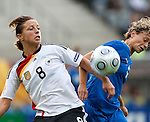 Inka Grings, QF, Germany-Italy, Women's EURO 2009 in Finland, 09042009, Lahti Stadium.