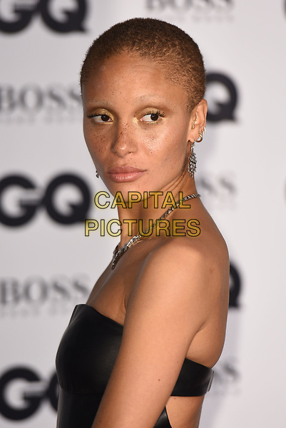 LONDON, ENGLAND - SEPTEMBER 05: Adwoa Aboah attends the GQ Men Of The Year Awards at Tate Modern on September 5, 2017 in London, England. <br /> CAP/PL<br /> &copy;Phil Loftus/Capital Pictures