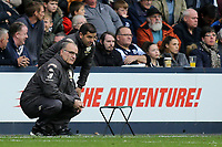Leeds United Head Coach, Marcelo Bielsa during Millwall vs Leeds United, Sky Bet EFL Championship Football at The Den on 5th October 2019