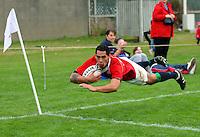 100515 Wellington Club Rugby - Marist St Pats v Petone