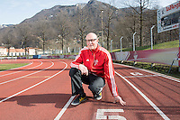 Enrico Cariboni, Bellinzona, Retired athlete, 400m, 800m run