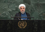 72 General Debate – 20 September <br /> <br /> <br /> His Excellency Hassan Rouhani, President of the Islamic Republic of Iran