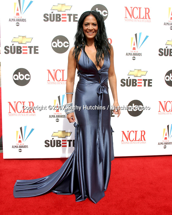 Shelia E.ALMA Awards 2007.Pasadena Civic Auditorium.Pasadena, CA.June 1, 2007.©2007 Kathy Hutchins / Hutchins Photo....