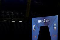 Serie A banner <br /> Roma 5-1-2020 Stadio Olimpico <br /> Football Serie A 2019/2020 <br /> AS Roma - Torino FC <br /> Foto Andrea Staccioli / Insidefoto