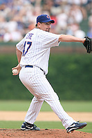June 18th 2007:  Scott Eyre of the Chicago Cubs during a game at Wrigley Field in Chicago, IL.  Photo by:  Mike Janes/Four Seam Images