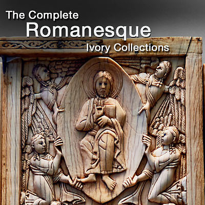 Pictures & images of Romanesque Ivory Diptychs