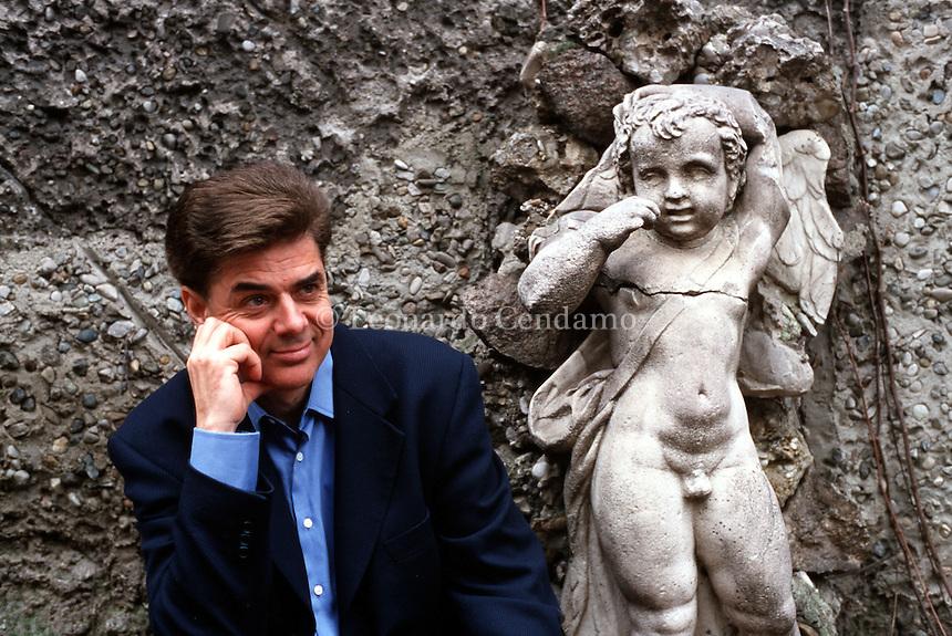 2001: MARK FISCHER, WRITER  © Leonardo Cendamo