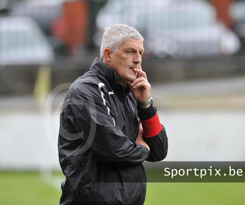 Club Brugge Dames : Jean-Marie Saeremans.foto DAVID CATRY / Vrouwenteam.be