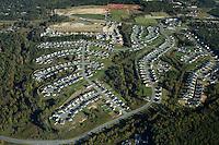 Housing development, aerial, Highpoint,  NC