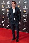 Arturo Valls attends red carpet of Feroz Awards 2018 at Magarinos Complex in Madrid, Spain. January 22, 2018. (ALTERPHOTOS/Borja B.Hojas)