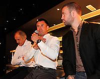Photo:Richard Lane/Richard Lane Photography. Richard Birkett and John Hart Testimonial World Cup Breakfast at the Gaucho Restaurant, Liverpool Street.