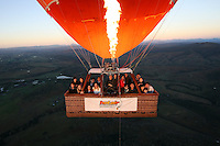 20130603 June 03 Hot Air Balloon Gold Coast