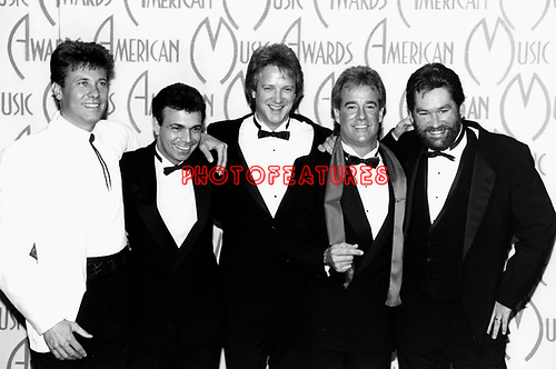 Chicago 1986 American Music Awards<br /> © Chris Walter