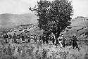 Iraq 1968. Kerim Khan with his followers in the mountains of Sidekan<br /> <br /> Irak 1968  Kerim Khan et ses partisans dans les montagnes du Sidekan